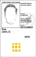 CMS Employee PIV Card for Privileged Users Only